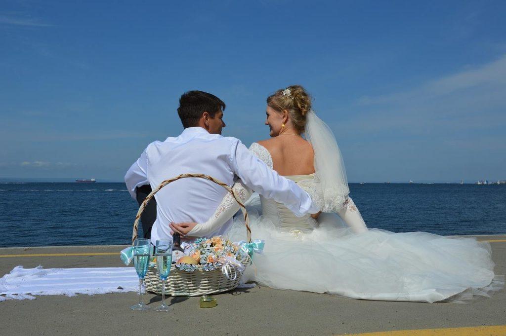 Para Młodych, Podróż poślubna