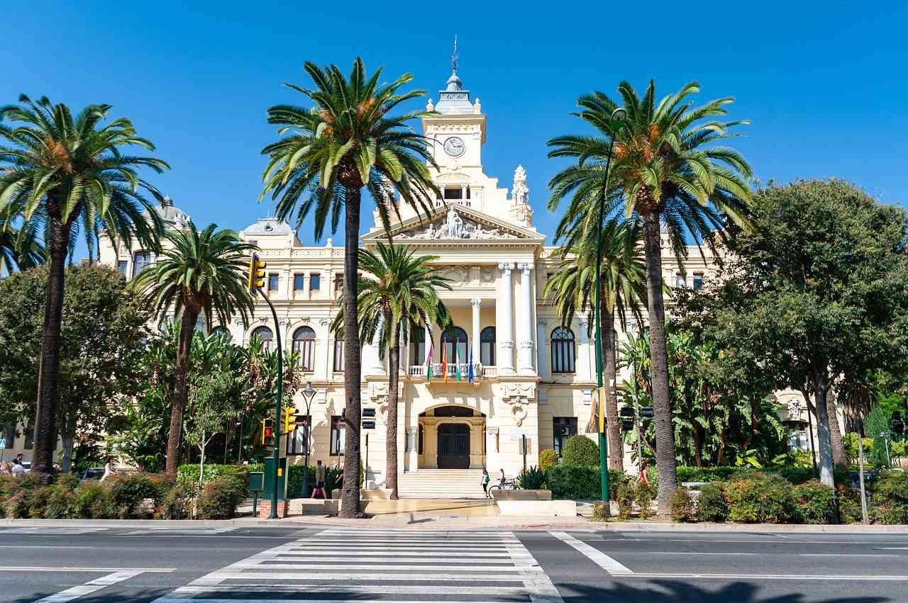 Malaga, Hiszpania, Andaluzja