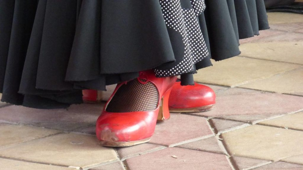 buty do flamenco
