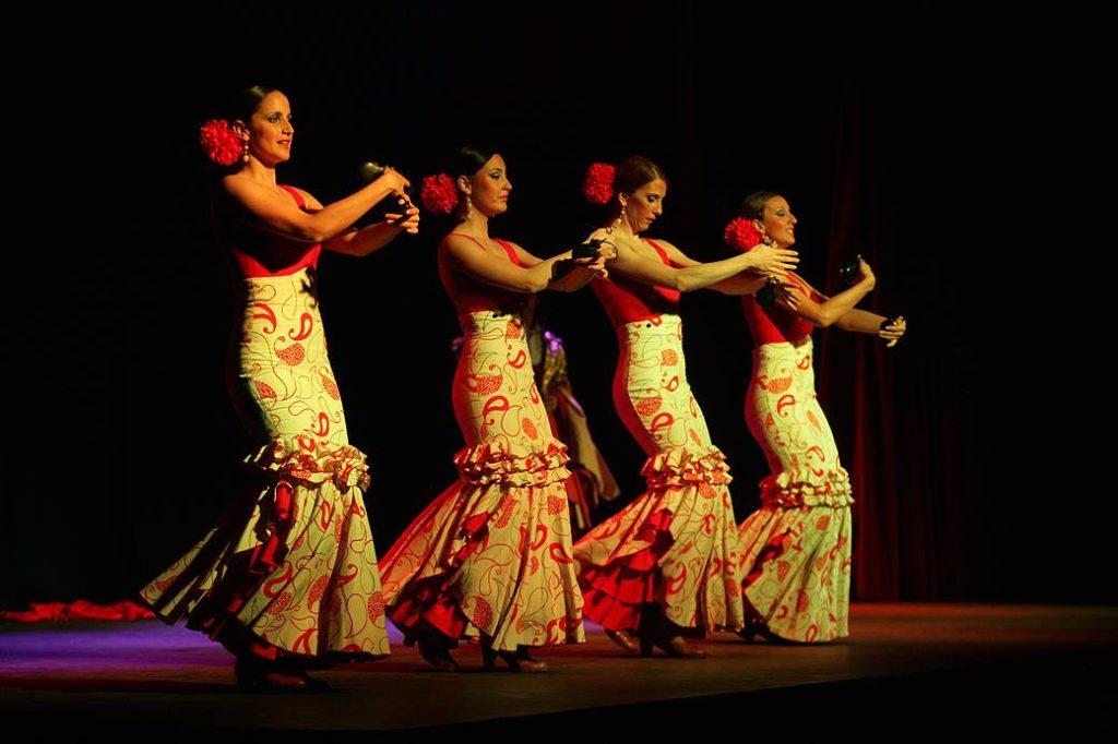 flamenco Hiszpania