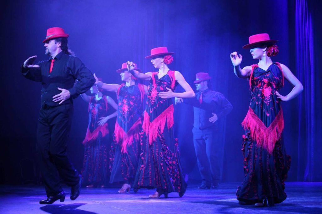 flamenco stroj