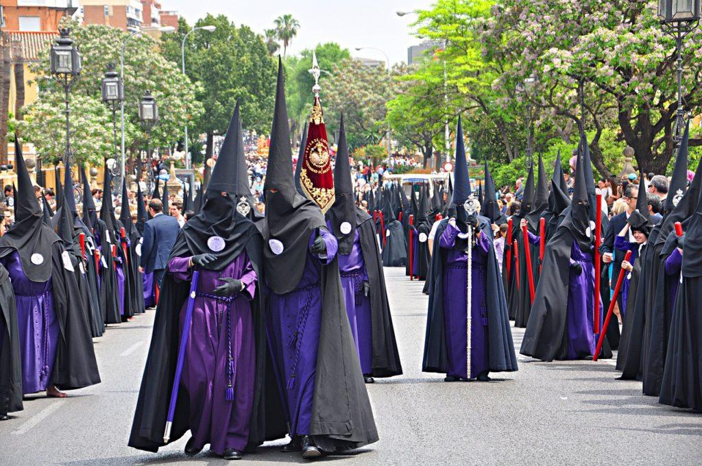 procesja Sevilla